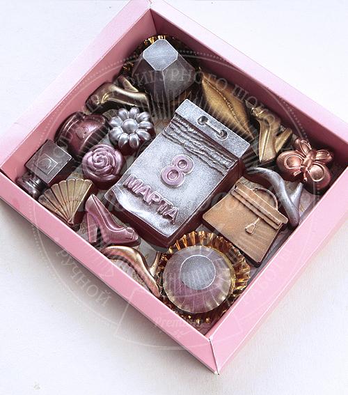 Шоколадные наборы в подарок