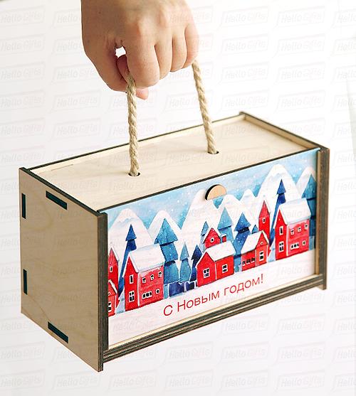 При заказе от 100 рублей подарок