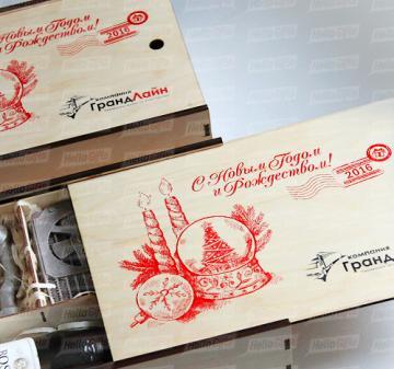 Разработка новогодних оригинальных индивидуальных подарков | Оригинальные и необычные корпоративные подарки