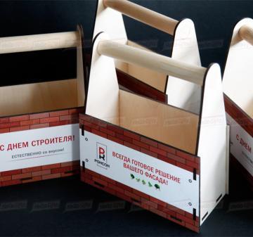 Производство упаковки для корпоративных подарков