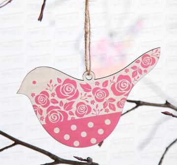 Птица счастья | Игрушка декоративная