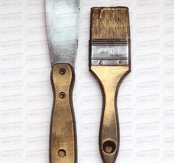 Подарки к выставке производителям строительного оборудования и инструментов.