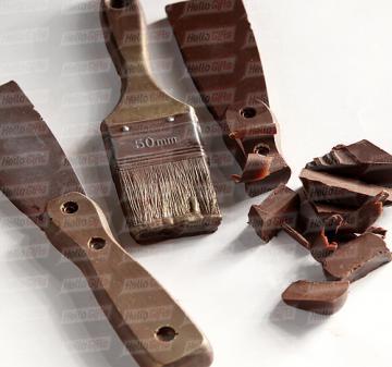 Шоколадные инструменты | Подарки производителям строительного оборудования и инструментов