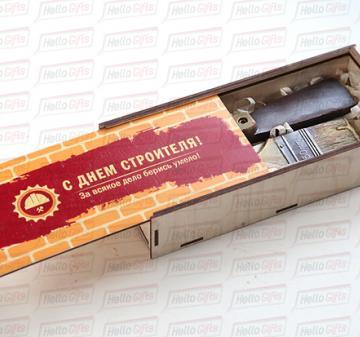 Подарки производителям строительного оборудования и инструментов |  Шоколадные инструменты |
