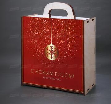 Производство подарочной упаковки оптом из дерева
