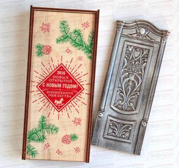 Двери из шоколада | Новых открытий