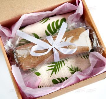 Недорогие корпоративные подарки для женщин  | эко-сумка шоппер с принтом