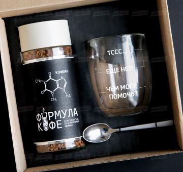 Корпоративные подарки День химика
