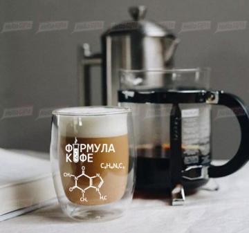 Корпоративные подарки кофейный набор День химика. 2020