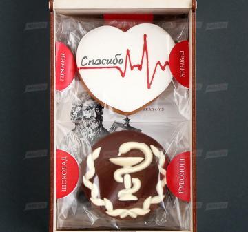 Корпоративный подарок на День медика  оптом