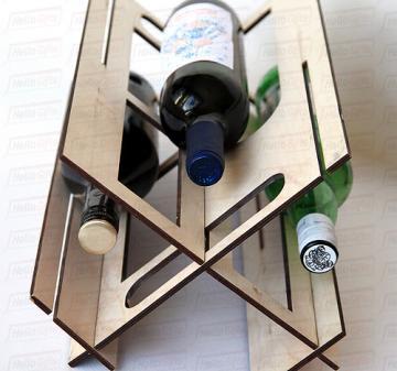 Глинтвейн : Красное сухое вино 0,75 л с тематической манжетой,  2 бокала, специи .Подарочный пенал из фанеры с полноцветной печатью. Брендирвоание в фирменном стиле Вашей компании. | Рождественские и Новогодние корпоративные подарки