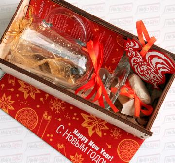 корпоративные подарки в Москве | Новогодние подарки коллегам и клиентам