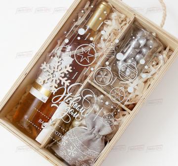 Подарки с алкоголем партнерам по бизнесу на новый год