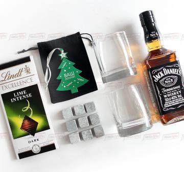 кейс с алкоголем Набор с виски