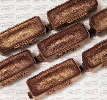 Шоколадная фигура «Вагонетка с логотипом компании» Подарки работникам машиностроительной отрасли к профессиональным праздникам | Уникальные фигурки из шоколада в подарочной упаковке |  подарки железнодорожникам