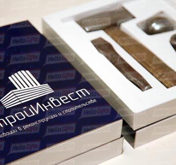Шоколадные инструменты| Подарки к профессиональным праздникам с логотипом компании