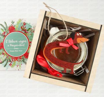 мёд с логотипом | Корпоративные подарки и сувениры