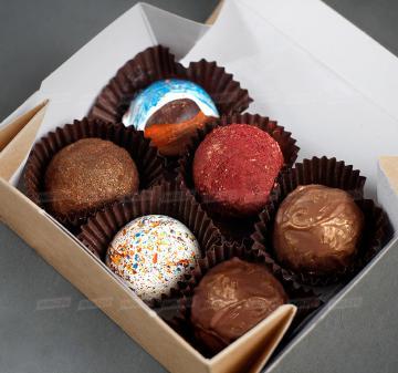 Съедобные корпоративные подарки оптом конфеты с водкой