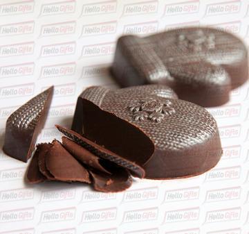 Шоколадная рукавичка шоколад Вес 95 гр.; Дизайнерские елочные игрушки из фанеры - 5 шт | Корпоративные подарки с нанесением логотипа на упаковку