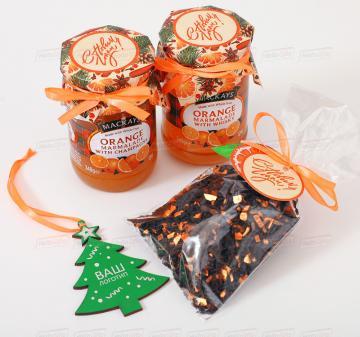Вкусные и полезные подарки с Вашим логотипом