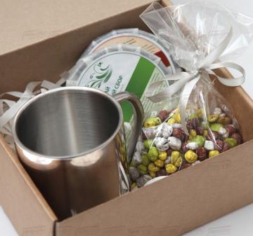 НОВЫХ ОТКРЫТИЙ | Кружка, чай, конфеты