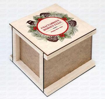 Подарочная посылка на заказ, производство упаковки