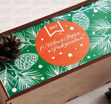 Подарки и сувениры клиентам  к Новому году
