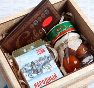 Новогодние корпоративные подарки клиентам и коллегам в  Москве
