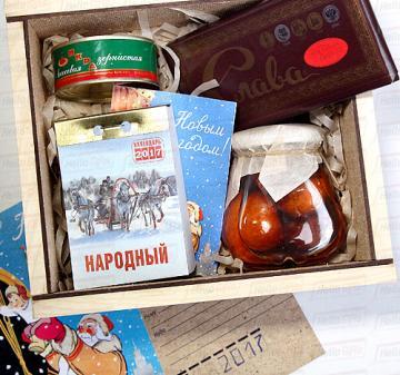 Новогодние корпоративные подарки  оптом с логотипом клиентам и коллегам в  Москве