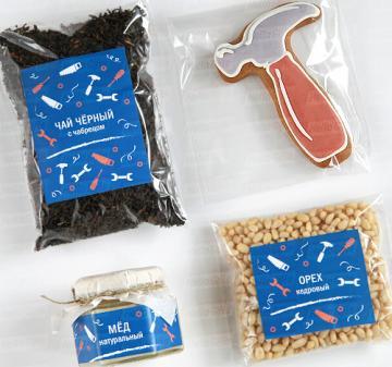 Корпоративные бизнес сувениры на день Строителя