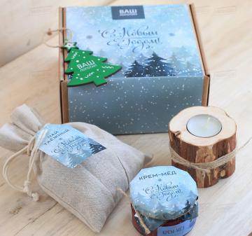 ТАЁЖНЫЙ | Набор с лесными ароматами