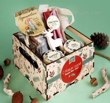 Экологичные подарки на Новый год