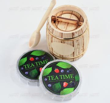 TEA TIME | Эко набор с медом и чаем