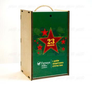 Производство пеналов из дерева для ваших подарков