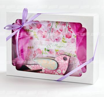 Корпоративные подарки на Международный женский День 8 Марта