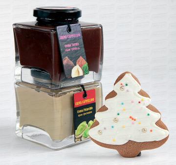 Вкусные новогодние корпоративные подарки и сувениры 2018