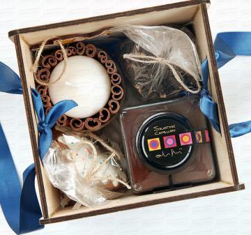 Съедобные корпоративные подарки | Новогодние корпоративные подарки и сувениры с логотипом компании