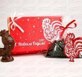 Вкусные сувениры и подарки для коллега и партнеров по бизнесу к Новому году | Подарки с логотипом