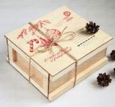 Посылочный ящик производство упаковки для новогодних подарков