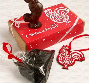 Символ  года   Шоколадный Петушок
