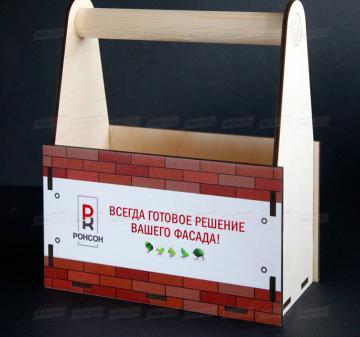 Упаковка из дерева оптом от производителя