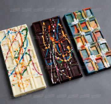Шоколад на Новый год 2021