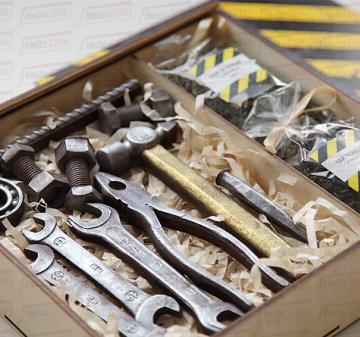 Шоколад с логотипом | Корпоративные подарки на  День строителя