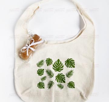 Полезные корпоративные подарки   эко-сумка шоппер с принтом