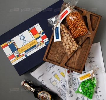 Корпоративные подарки для мужчин на профессиональные праздники