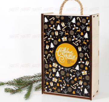 Упаковка для корпоративных подарков