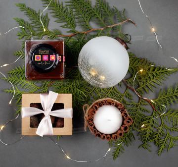 Новогодние подарки купить оптом в Москве