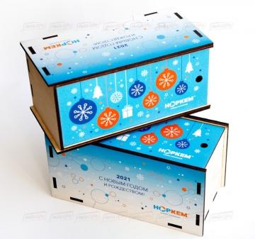 Производство подарочной упаковки из дерева