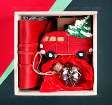 Удивидельные корпоративные подарки на Новый год