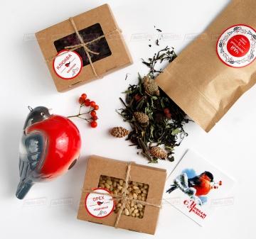 Оригинальные корпоративные подарки на Новый год  корпоративным клиентам